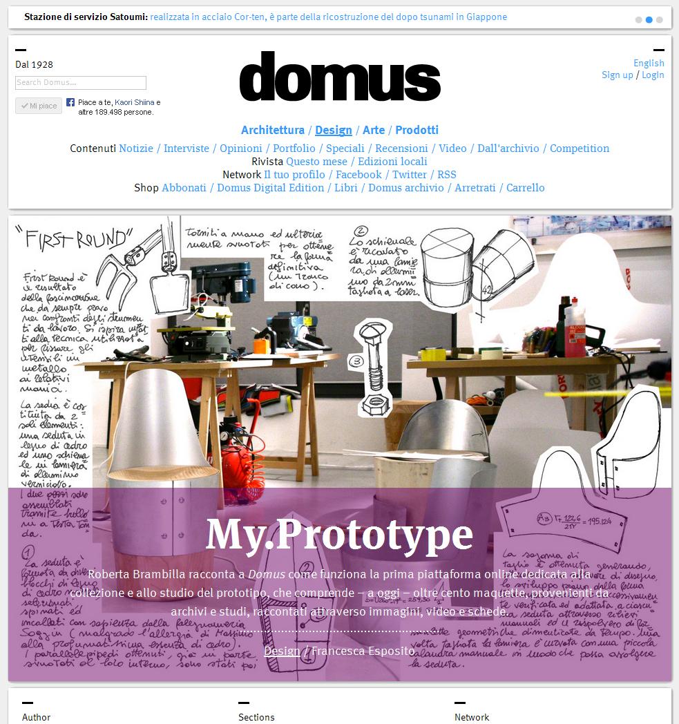 Domus web 13.11.13