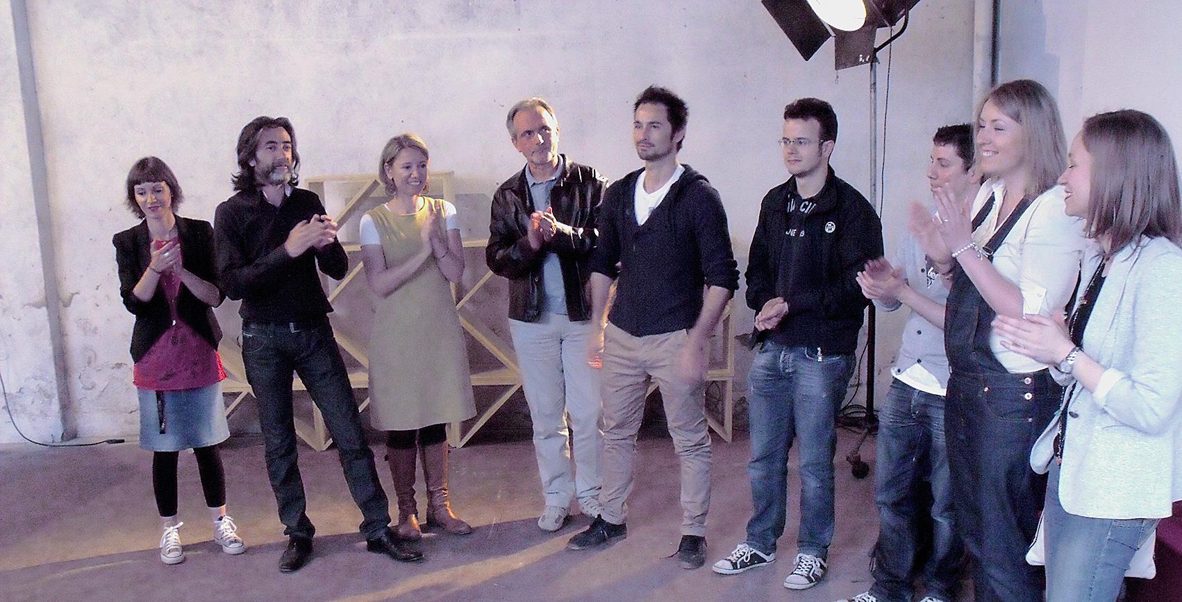 generazione xyz - mostra - inaugurazione - Manolo Bossi / Design Studio